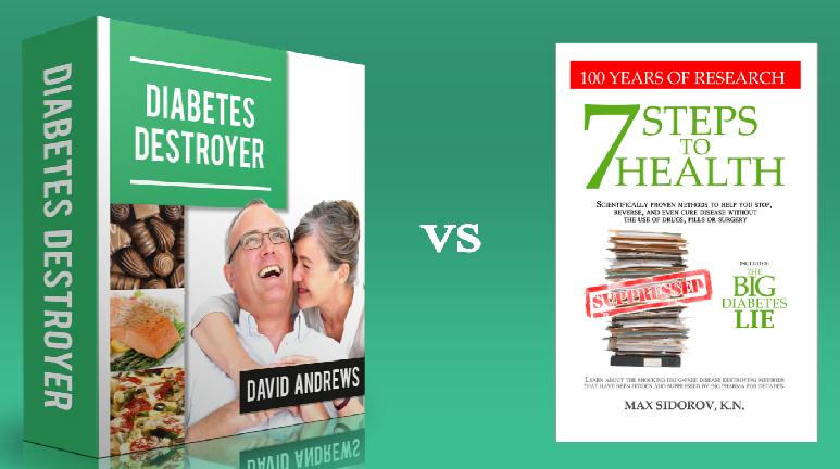 7 Steps to Health and The Big Diabetes Lie PDF Review