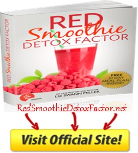 Red Smoothie Detox Recipes
