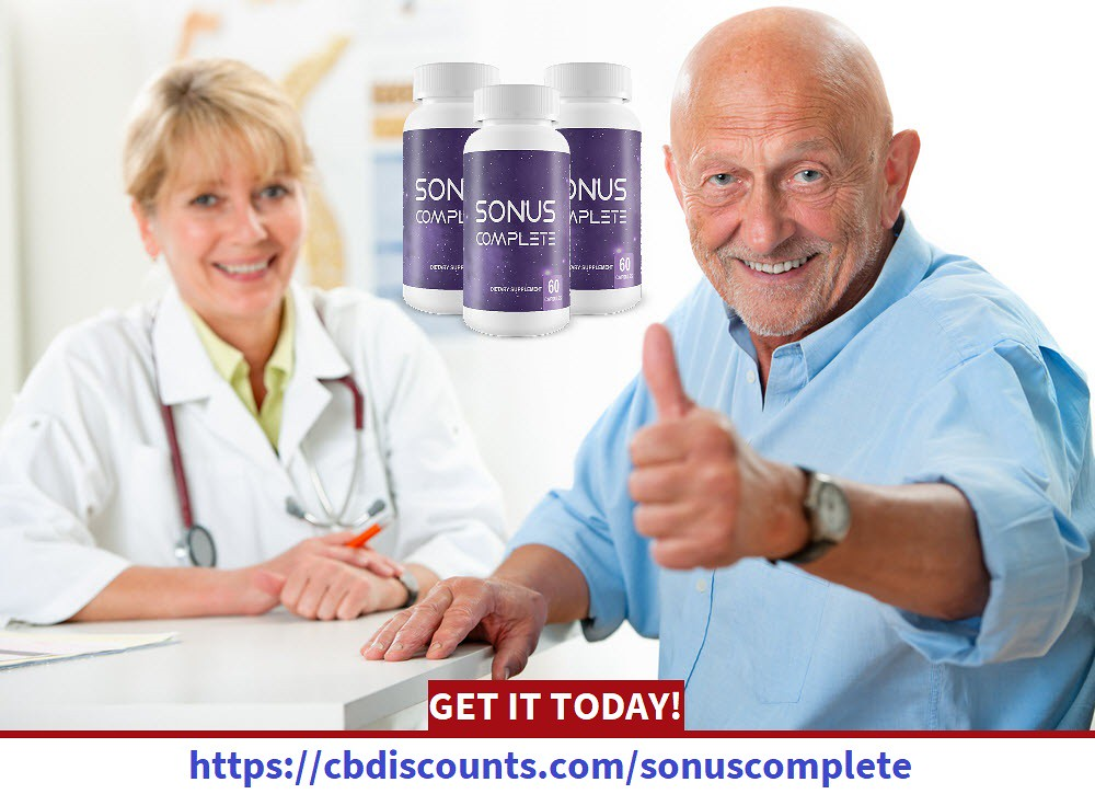 Sonus Complete Natural Ingredients